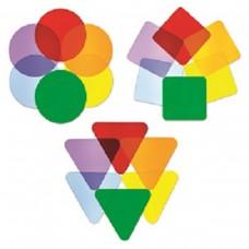 Rainbow Acrylic 3-Pack for Light Tables