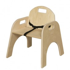 """Woodie, 11"""" Seat Height, Packed (1) Per Carton, includes belt strap"""