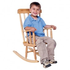 "Children's Rocker, 10""H Seat"