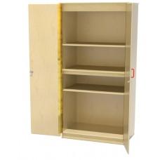 Stationary Classroom Closet