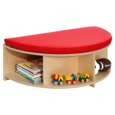Read-A-Round Half Circle Bench