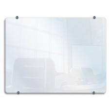 "Luxor Wall-Mounted Glass Board 48""W x 34""H"