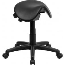 Backless Saddle Stool [WL-915MG-GG]