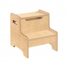 Expressions Step Stool - Natural