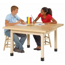 Four-Station Table