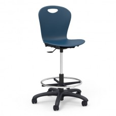 Zuma® Series - Lab Stools (Adjustable-Height)